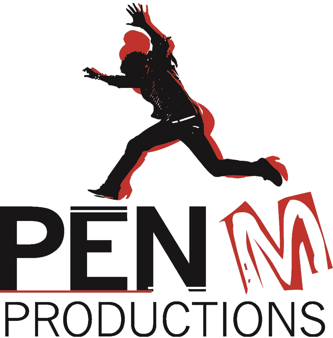 Penm Productions logo by Nkolex