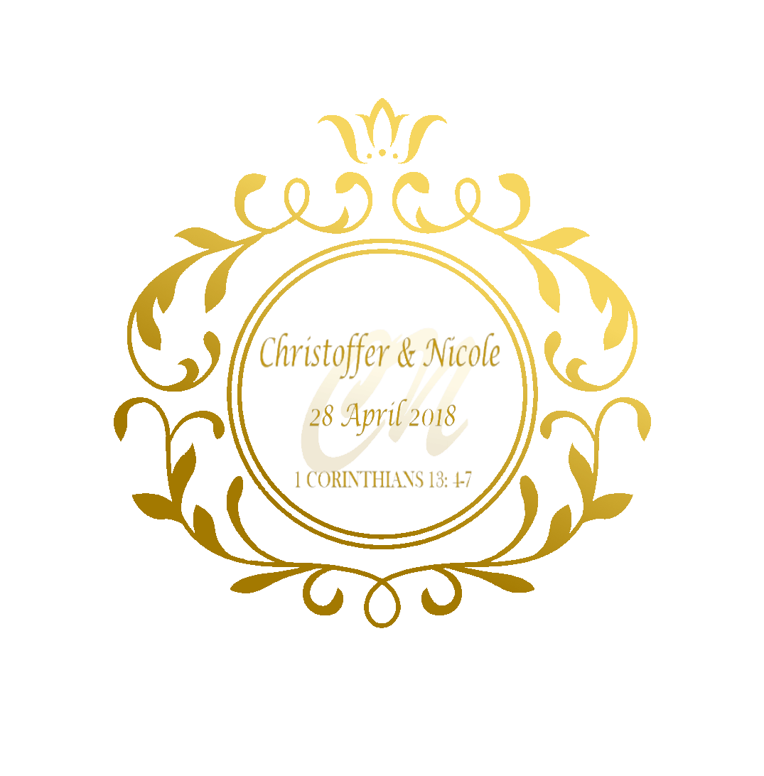Wedding Logo by Nkolex (pty) ltd