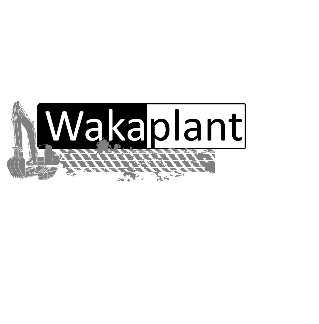 Wakaplant logo by Nkolex (pty) ltd